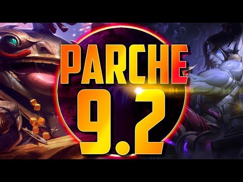 Y EL URF PA' CUANDO? | Parche 9.2 (League of Legends) thumbnail
