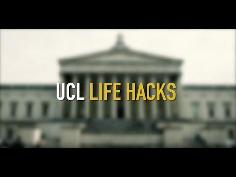 UCL Life Hacks - Shortcuts - YouTube