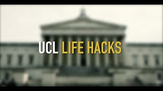 UCL Life Hacks - Shortcuts