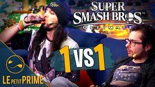 Le grand duel 1vs1 Jiraya contre Xari sur Super Smash Bros. Ultimate ! - Le petit Prime