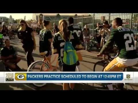 Former Packer Ahman Green: Tradition forms a great relationship with your bike-kid