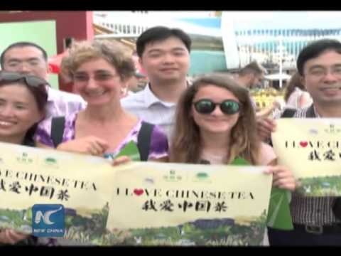 Chinese tea culture week at Expo Milano