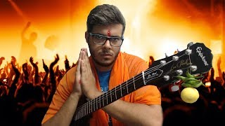 When you love METAL music but you are INDIAN