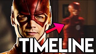 Could Barry go to the Original Timeline? - The Flash Season 4 Time Travel Theory Explained