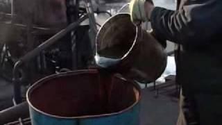 Производство холодного асфальта