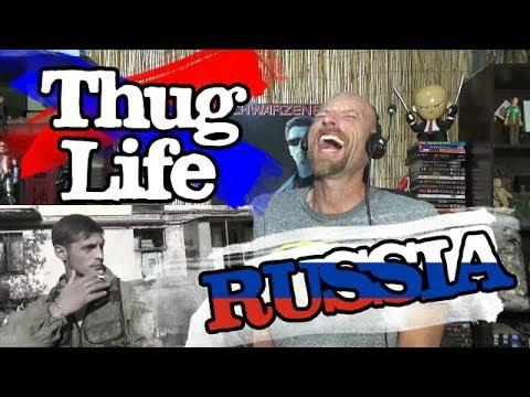 THUG LIFE RUSSIA - Reaction