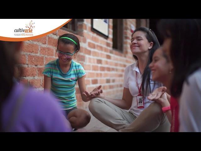 Cultivarte - Un programa apoyado por la Fundación Bolívar Davivienda