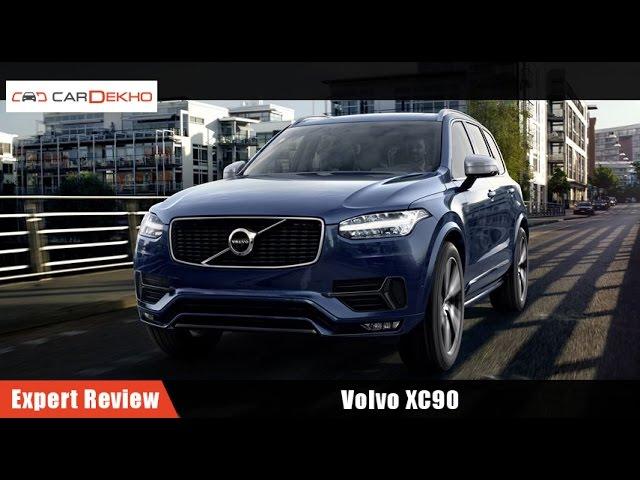 Volvo Xc90 Price Images Review Mileage Specs
