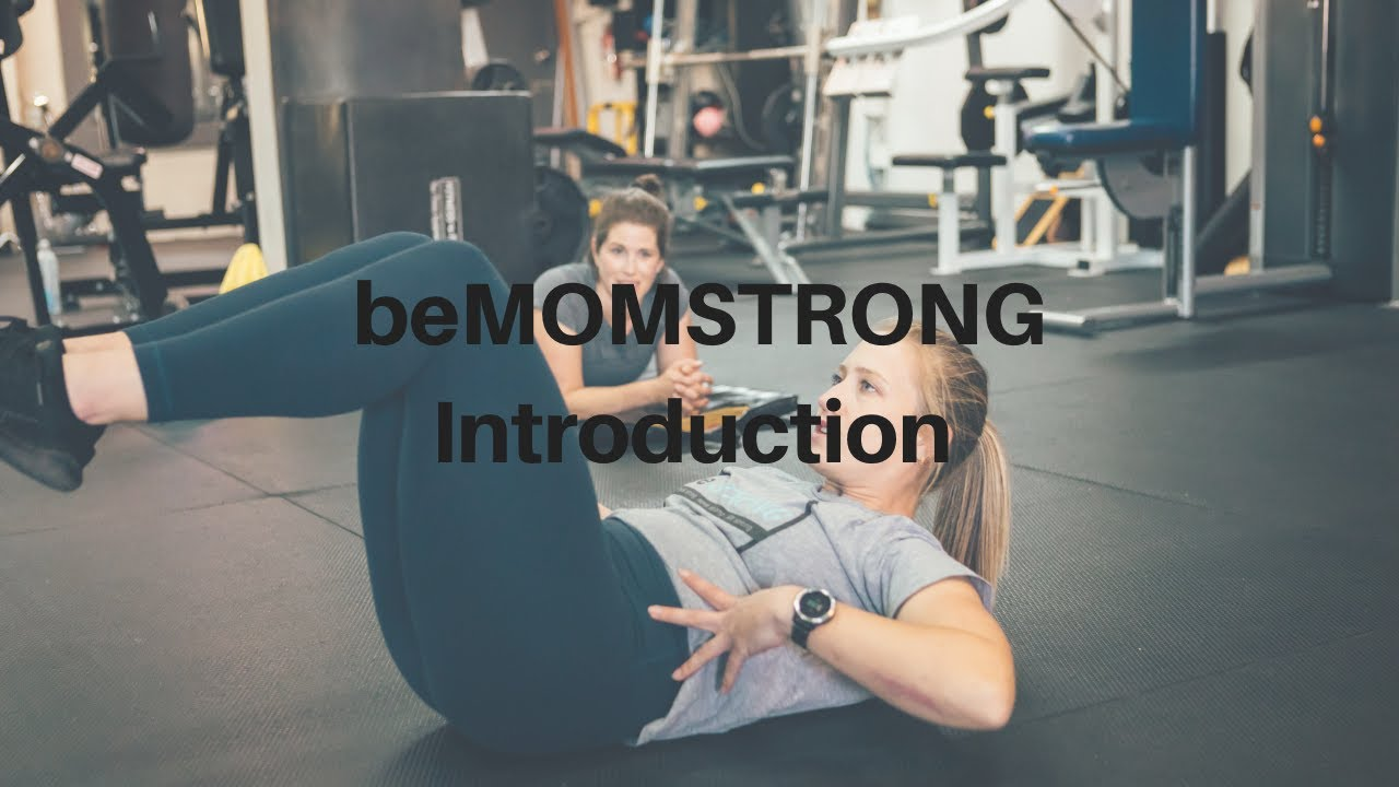 Welcome to beMOMSTRONG