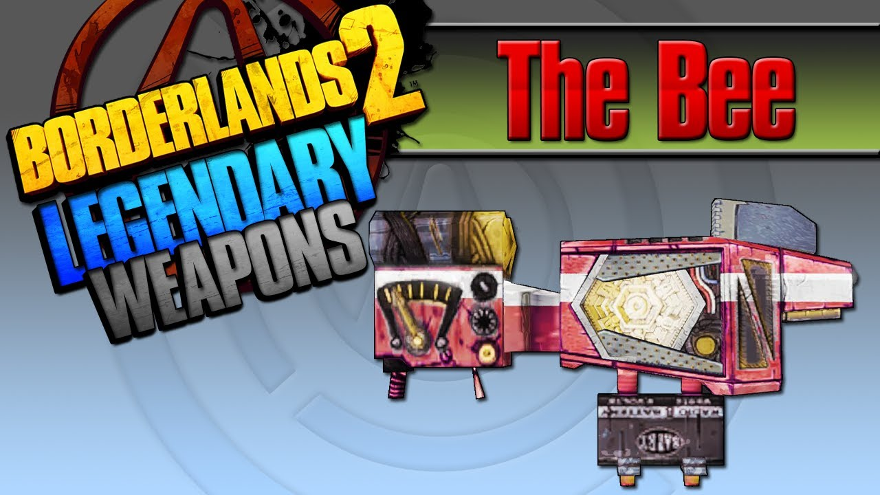 BORDERLANDS 2 | *The Bee* Legendary Weapons Guide - YouTube Borderlands 2 The Bee