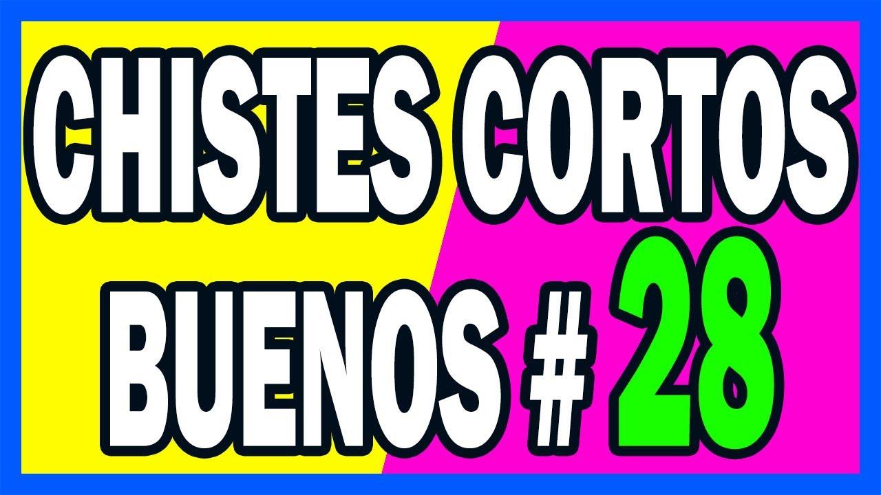 🤣 CHISTES CORTOS BUENOS # 28 🤣