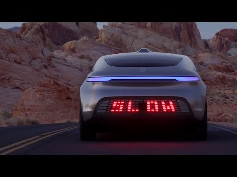 Driverless Cars Gear Up for the Future