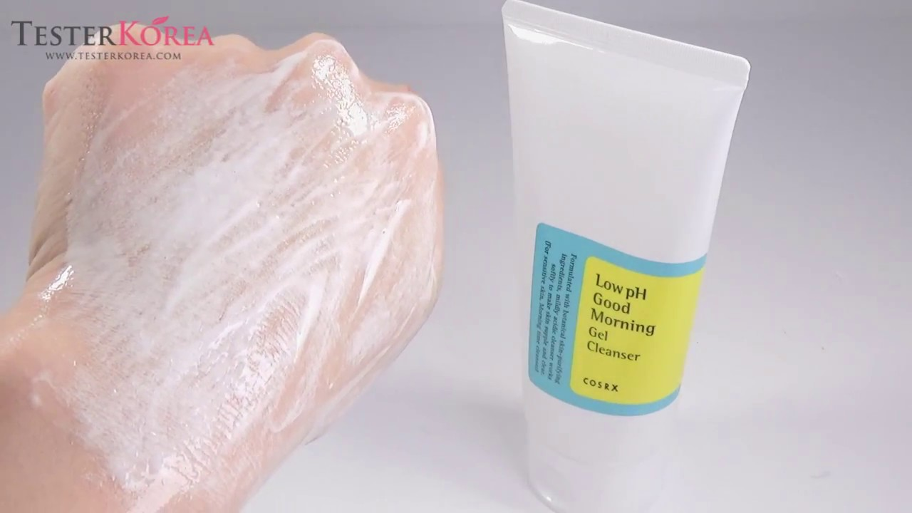 Low pH Good Morning Gel Cleanser by cosrx #11