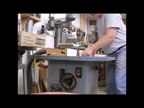 Making Picture Frame Molding