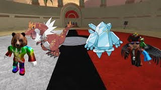 Roblox ll BATTLING THE BEST IV PLAYER IN THE WORLD!!!!