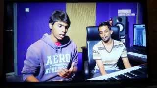 Astro Vinmeen HD VBuzz- Interview session with Arvind Raj & Switch lock up.