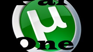 How to Download Video Games, Apps, Programs, Movies, Music, for FREE! Part 1: uTorrent