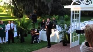 Kayle and robin Vernon wedding