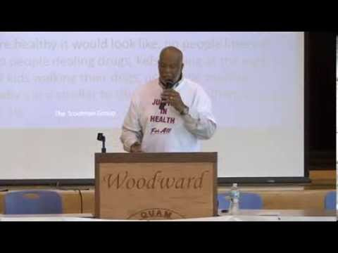 Dr. Adewale Troutman - Center for Closing the Health Gap - Presentation