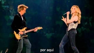 Céline Dion - Je Sais Pas (Eu Não Sei) - Legendado em Português - HD