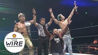 The Wire: The first ever Super Junior Tag League