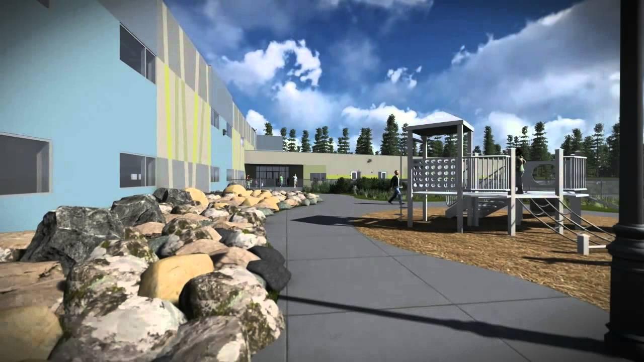 Pikangikum First Nation School Animation
