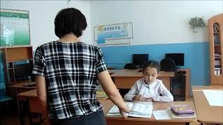 урок русского языка в 3 классе( пнш)