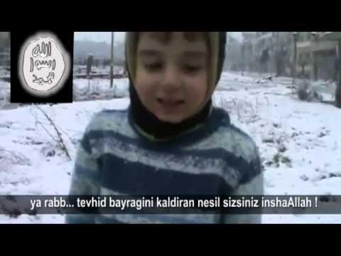 Homs çocukları - La ilahe ill Allah Nesil (Homs'un bombalamasi)