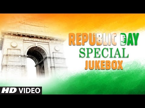 Republic Day Special   Hindi Patriotic Songs   Video Jukebox   T-Series