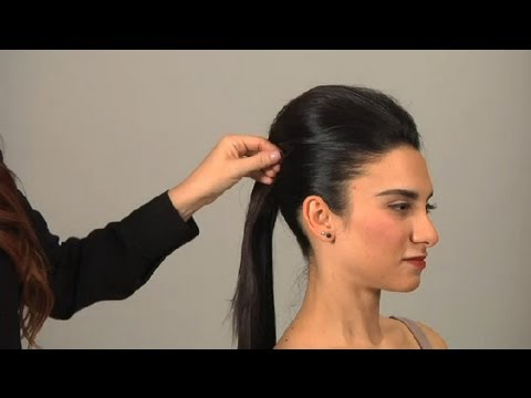 The Best Way to Get the Perfect Mohawk With Long Hair : Long Hair Styling Tips