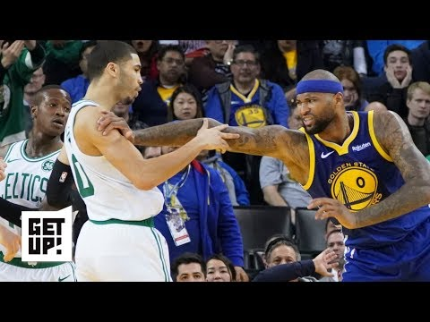 Boogie Cousins complicates the Warriors' chemistry – Seth Greenberg | Get Up!