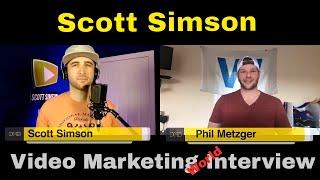 Scott Simson of Video Marketing World on Digital Marketing Breakthrough