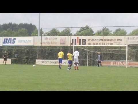 Internos A1 - FC Antwerpen U19: 1-9