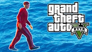 GTA 5 Funny Moments #35 (GTA V Fails and Random Gameplay Moments)