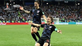 Argentina 0 - 3 Croatia | 2018 FIFA World Cup | Astro Supersport