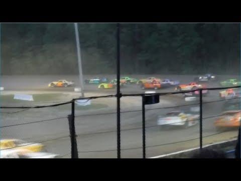 Albany-Saratoga Speedway - June 2, 2017 - King of Dirt Pro stocks