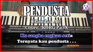 Pendusta Hamdan Att Karaoke Dangdut Original Korg Pa3x