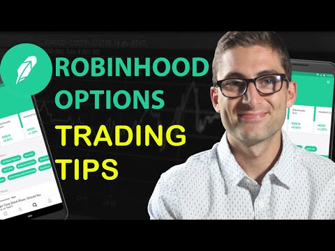 Robinhood Top 5 Option Trading Tips