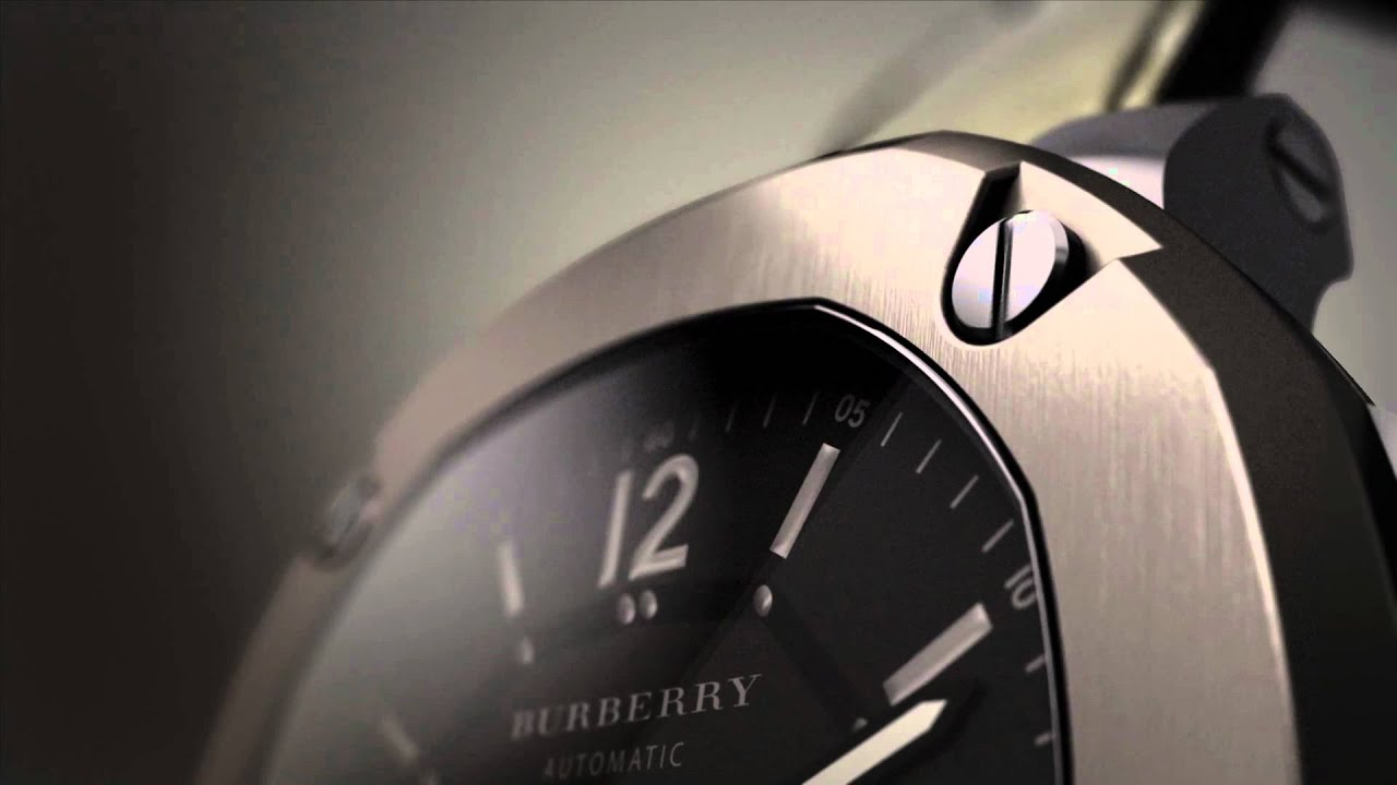 b5327c74357 Burberry Britain Watch