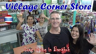 Can a Family Run Corner Store Survive against 711 in Thailand?