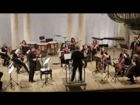 """Volodymyr Runchak   """"Key"""" to the treble clef a small practical experience for violin and strings"""