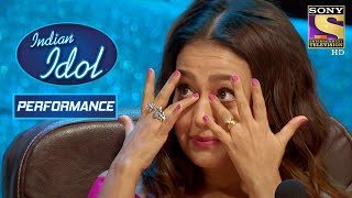 Ashish के Performance ने किया Neha को Emotional | Indian Idol Season 12