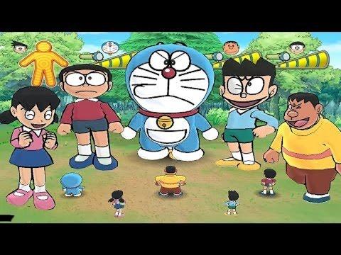 Game Doremon – Xeko Khổng Lồ, Doraemon Khổng Lồ, Nobita Khổng Lồ, Xuka Khổng Lồ,  Chaien Khổng Lồ