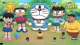Game Doremon - Xeko Khổng Lồ, Doraemon Khổng Lồ, Nobita Khổng Lồ, Xuka Khổng Lồ, Chaien Khổng Lồ