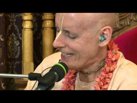 2011.04.28. Kirtan by HG Sankarshan Das Adhikari - Vilnius, LITHUANIA