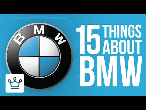 15 Things You Didn't Know About BMW