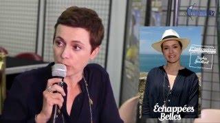 Sophie Jovillard (Echappées Belles sur France 5) par ABM-TV