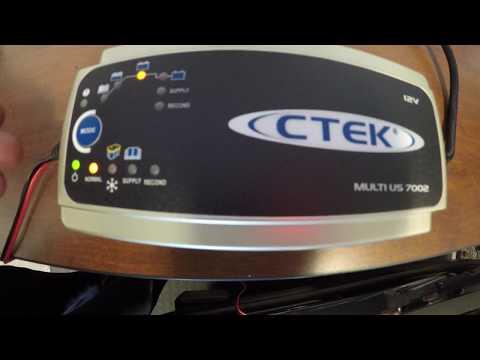 CTEK 7002 Battery Charger