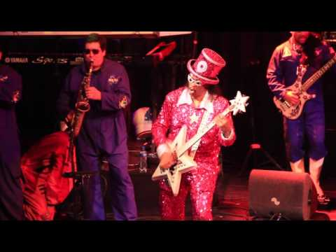 Bootsy Collins Live At Paradiso