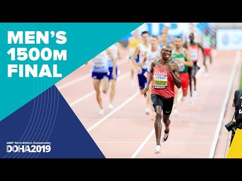 Men's 1500m Final | World Athletics Championships Doha 2019